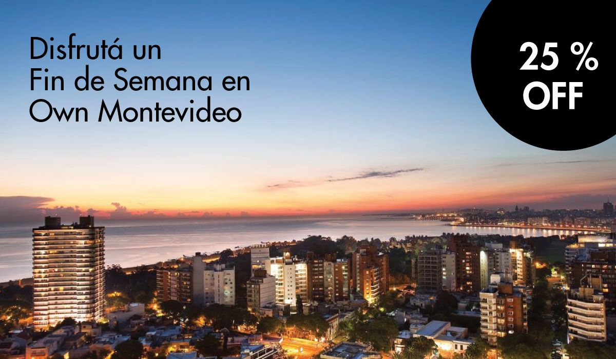 FIN DE SEMANA EN OWN MONTEVIDEO