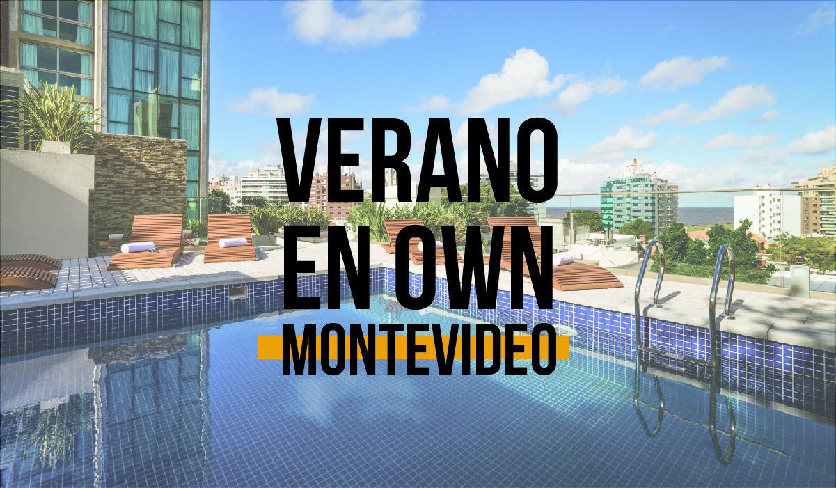 Verano en Own Montevideo