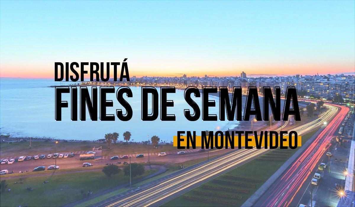 Fines de semana en Montevideo