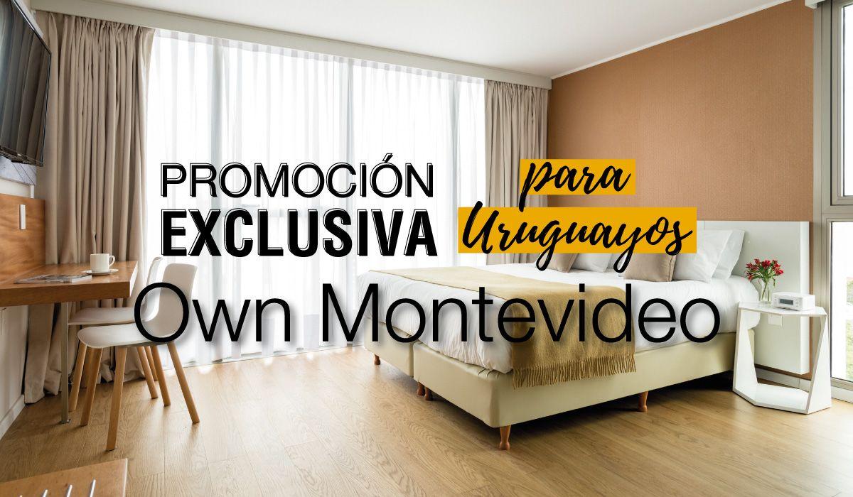 Promoción exclusiva para Uruguayos